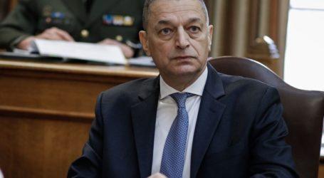 Επίσκεψη του υφυπουργού Εθνικής Άμυνας Αλκιβιάδη Στεφανή στον νομό Ιωαννίνων