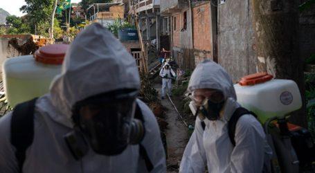 Βραζιλία: 641 θάνατοι – Σχεδόν 25.000 κρούσματα σε 24 ώρες