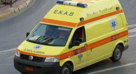 Κατέρρευσε και πέθανε 55χρονος έξω από ξενοδοχείο στο Ρέθυμνο