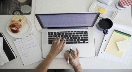 Οι περισσότεροι υπάλληλοι προτιμούν να εργάζονται από το σπίτι