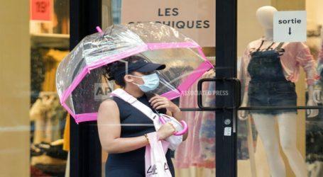 Υποχρεωτική η χρήση μάσκας σε κλειστούς χώρους, μπαρ και εστιατόρια στο Κεμπέκ