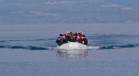Βάρκα με 11 πρόσφυγες και μετανάστες έφθασε σήμερα στη βόρεια Λέσβο