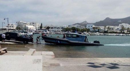 Έβαλε νερά στο παρθενικό ταξίδι το σκάφος-δωρεά στο Λιμενικό