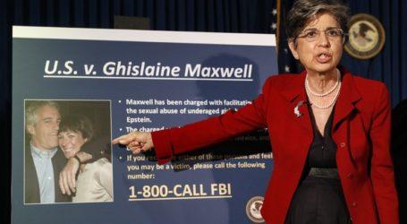 Η Γκισλέιν Μάξγουελ δήλωσε αθώα για διακίνηση ανηλίκων