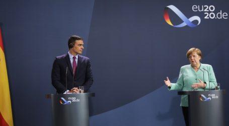 Με «διάθεση για συμβιβασμό» στη Σύνοδο Κορυφής της Ε.Ε. η Μέρκελ