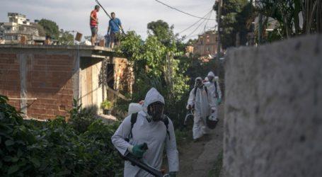 Περισσότεροι από 74.000 οι νεκροί στη Βραζιλία