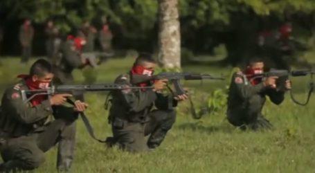 Αντάρτες του ELN παρέδωσαν ανήλικο στη Διεθνή Επιτροπή του Ερυθρού Σταυρού