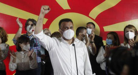 Νικητής των βουλευτικών εκλογών ο Ζόραν Ζάεφ
