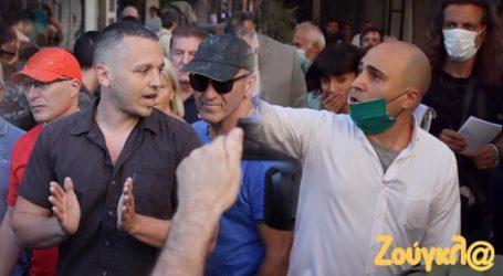 Μπογδάνος-Κασιδιάρης δίπλα-δίπλα στην Πλ. Βικτωρίας «ξεδίπλωσαν το δηλητήριο του μίσους και του ρατσισμού»