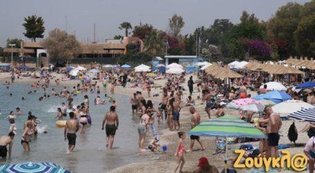 Παρατείνονται τα μέτρα στις παραλίες ως το τέλος Ιουλίου