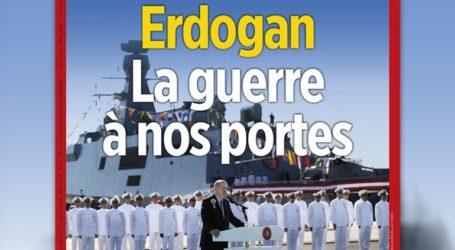 Tο εξώφυλλο του «Le Point» που εξόργισε τους Τούρκους