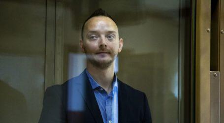 Δικαστήριο αποφάσισε ότι ο Ιβάν Σαφρόνοφ πρέπει να μείνει προφυλακισμένος