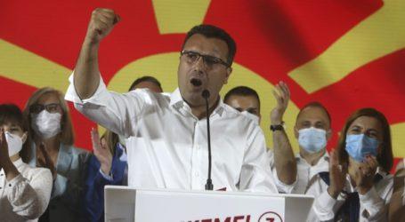 Πρωτιά του κόμματος Ζάεφ με διαφορά δύο εδρών