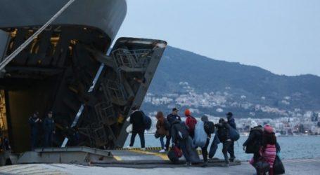 Αναχώρησαν για Πειραιά 119 πρόσφυγες με δικαίωμα μετακίνησης