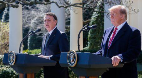 Ο πρόεδρος Μπολσονάρου ελπίζει ο Τραμπ να επανεκλεγεί στην προεδρία των ΗΠΑ