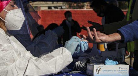 104 νέοι θάνατοι και 2.475 νέα κρούσματα στη Χιλή