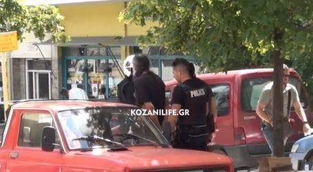 Στον εισαγγελέα ο δράστης της επίθεσης με τσεκούρι στην Κοζάνη