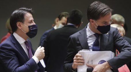 Άρχισαν οι διαφωνίες στη Σύνοδο Κορυφής: Η σύγκρουση Τζουζέπε Κόντε