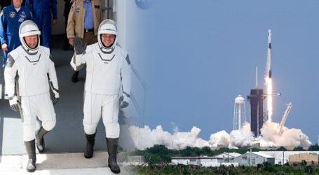 Η επανδρωμένη κάψουλα της SpaceX επιστρέφει στη Γη στις 2 Αυγούστου