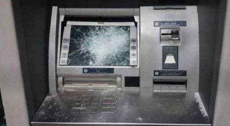 Έκρηξη σε ΑΤΜ τράπεζας στην Πιερία