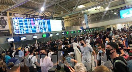 Του… συνωστισμού στο αεροδρόμιο Ελ. Βενιζέλος
