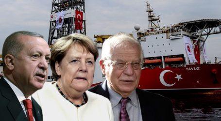 Ο Μπορέλ καλεί την Μέρκελ σε διαπραγματεύσεις με τον Ερντογάν
