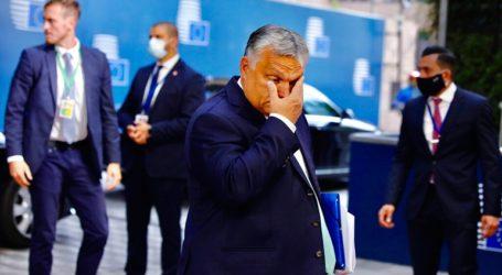 Συνάντηση του προέδρου του Ευρωπαϊκού Συμβουλίου με τον πρωθυπουργό της Ουγγαρίας