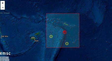Σεισμός 6,2 Ρίχτερ στον Ειρηνικό