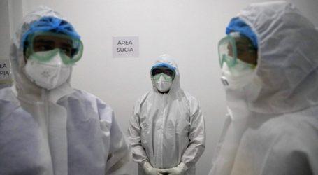 578 νέοι θάνατοι και 7.615 νέα κρούσματα στο Μεξικό