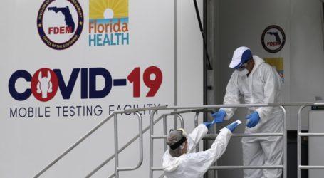 832 νέοι θάνατοι και 60.207 νέα κρούσματα στις ΗΠΑ