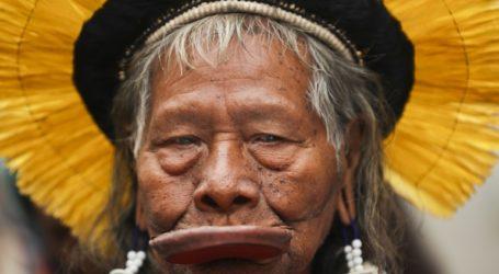 Επιδεινώθηκε η κατάσταση της υγείας του 90χρονου Ινδιάνου αρχηγού Ραονί