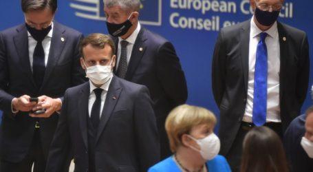 Τετ α τετ Μέρκελ με τους ηγέτες του Νότου της Ευρώπης