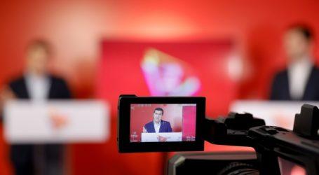 «Κρεσέντο επιθέσεων και απειλών σε δημοσιογράφους»