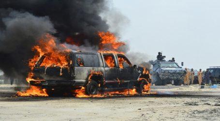 Τουλάχιστον 7 νεκροί σε επίθεση με παγιδευμένο όχημα