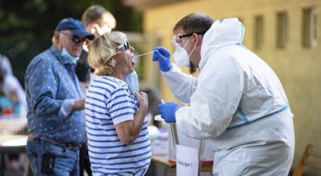 Δύο νέοι θάνατοι και 249 νέα κρούσματα στη Γερμανία