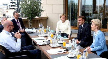 Αναβλήθηκε για τις 19.00 η έναρξη της ΣυνόδουΚορυφής
