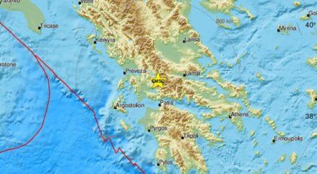 Σεισμός 4 Ρίχτερ στο Καρπενήσι