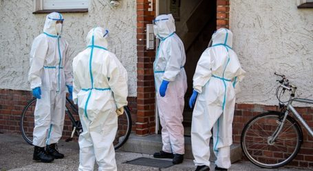 Τέσσερις νέοι θάνατοι και 522 νέα κρούσματα στη Γερμανία