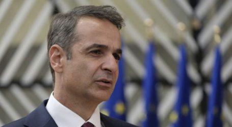 Μητσοτάκης: Επιστρέφουμε στην Αθήνα με ένα πακέτο που ξεπερνά τα 70 δισ. ευρώ