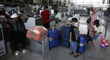 Η Κίνα ζητεί από τους ταξιδιώτες να έχουν αρνητικό αποτέλεσμα σε τεστ για τον κορωνοϊό