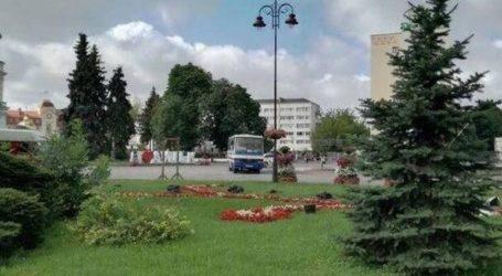 Οπλισμένος άνδρας κρατά 20 ομήρους σε λεωφορείο στην Ουκρανία