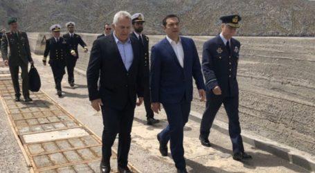 Έκτακτη σύσκεψη Τσίπρα με τους στρατιωτικούς συμβούλους του για την τουρκική Navtex
