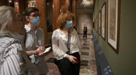 Ρωσία: Καταμετρήθηκαν 5.842 νέα κρούσματα κορωνοϊού