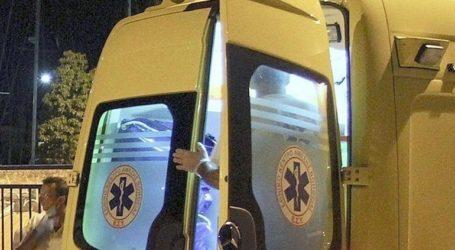 Μυτιλήνη: Αυτοκίνητο έπεσε επάνω σε διαδηλωτές
