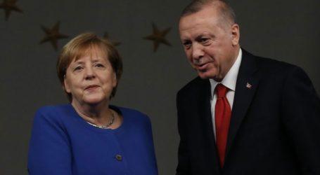 Τηλεφωνική επικοινωνία Μέρκελ – Ερντογάν