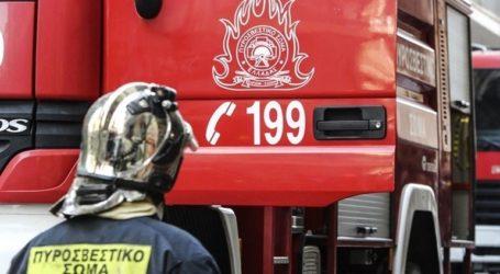 Συνεχίζονται οι προσπάθειες να ελεγχθεί η πυρκαγιά που έχει ξεσπάσει στα βουνά της Θερμής
