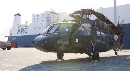 Εντυπωσιακές εικόνες από αμερικανικές δυνάμεις στο λιμάνι της Αλεξανδρούπολης