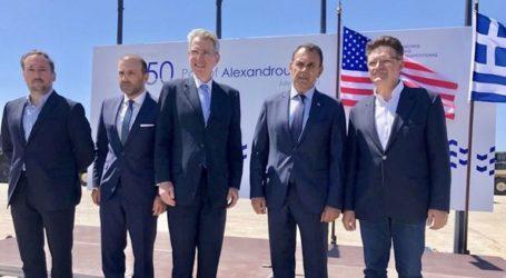 Σε ιστορικό υψηλό οι σχέσεις Ελλάδας-ΗΠΑ