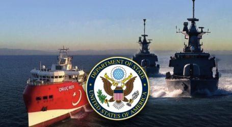 Η Τουρκία να σταματήσει τις επιχειρήσεις στην Ανατολική Μεσόγειο