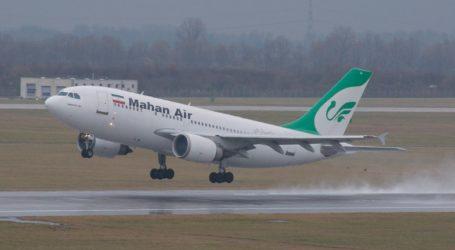 Στην Τεχεράνη επέστρεψε επιβατικό αεροσκάφος της Mahan που αναχαίτισαν μαχητικά των ΗΠΑ